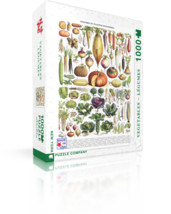 Vegetables Garden Jigsaw Puzzle