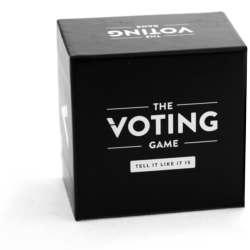 The Voting Game Party Game