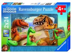 The Good Dinosaur - Unusual Friendship Dinosaurs Multi-Pack