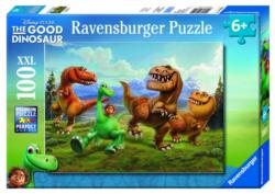 The Good Dinosaur:  Here We Are! Movies / Books / TV Jigsaw Puzzle