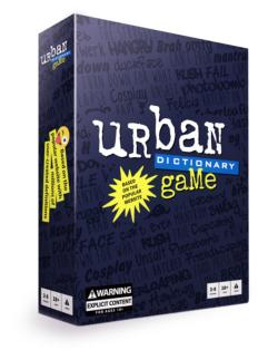 Urban Dictionary Conversational Games Strategy Games