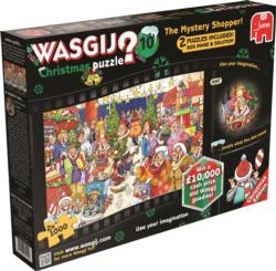 The Mystery Shopper Christmas Jigsaw Puzzle