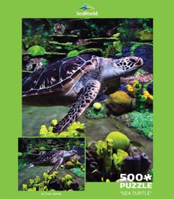 SeaTurtle Other Animals Jigsaw Puzzle