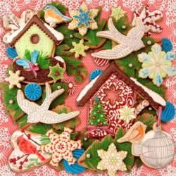 Christmas Creations Sweets Jigsaw Puzzle