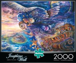 Queen of the Night (Josephine Wall) - Scratch and Dent Fairies Jigsaw Puzzle