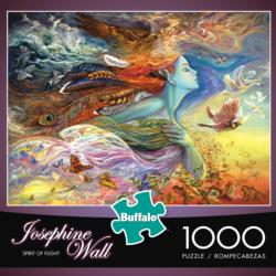 Spirit of Flight Fantasy Jigsaw Puzzle