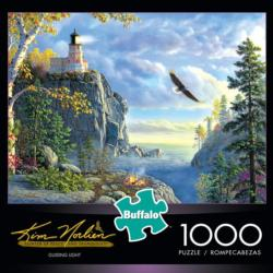 Guiding Light Landscape Jigsaw Puzzle