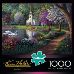 Sanctuary Lakes / Rivers / Streams Jigsaw Puzzle