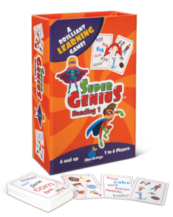 Super Genius Reading 1 Family Games Family Games