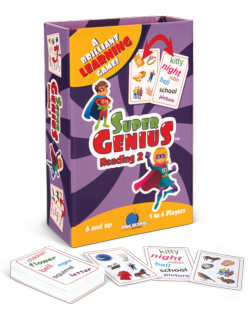 Super Genius Reading 2 Family Games Strategy Games