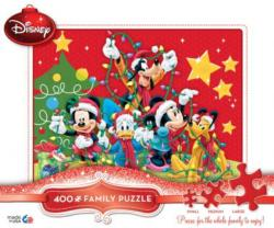 Disney Family Holiday Tradition Christmas Children's Puzzles
