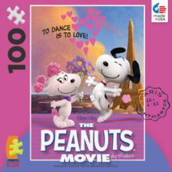 Snoopy Dance (The Peanuts Movie) Movies / Books / TV Jigsaw Puzzle