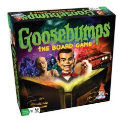 Goosebumps - The Board Game Game
