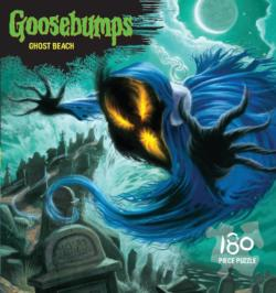 Goosebumps - Ghost Beach Movies / Books / TV Jigsaw Puzzle