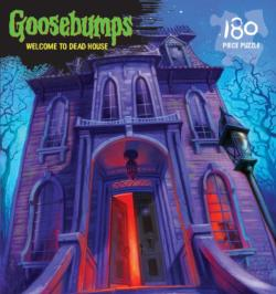 Welcome to the Dead House (Goosebumps Puzzle ) Cartoons Children's Puzzles