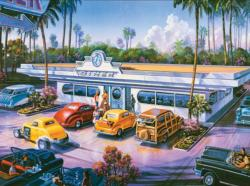 The Diner (Collector) Nostalgic / Retro Jigsaw Puzzle