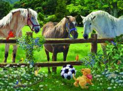 Wanna Play Outdoors Jigsaw Puzzle