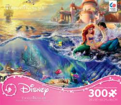 The Little Mermaid (Disney Dreams Princess) Princess Children's Puzzles