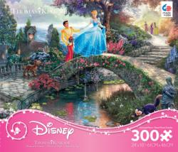 Cinderella (Disney Dreams Princess) Bridges Children's Puzzles