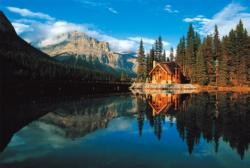 Banff National Park, Canada Lakes / Rivers / Streams Jigsaw Puzzle