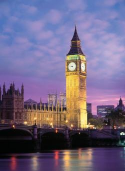 Big Ben, London United Kingdom Jigsaw Puzzle