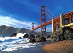 Golden Gate Bridge San Francisco Jigsaw Puzzle
