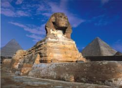 The Great Sphinx of Giza Landmarks Jigsaw Puzzle