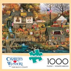Olde Buck's County Outdoors Jigsaw Puzzle