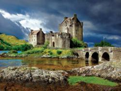 Eilean Donan Europe Jigsaw Puzzle