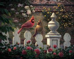 Emily's Garden Nature Jigsaw Puzzle