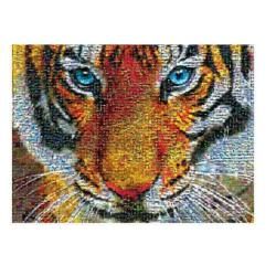 Tiger Tigers Photomosaic Puzzle