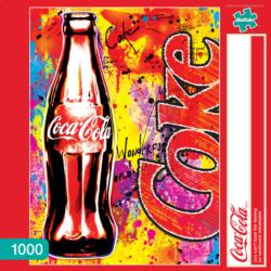 You Can't Beat the Feeling Coca Cola Jigsaw Puzzle