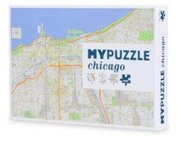 Chicago Mypuzzle Cities Jigsaw Puzzle