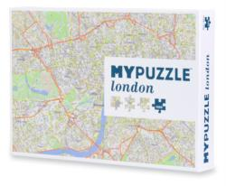 London Mypuzzle Europe Jigsaw Puzzle