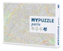 Paris Mypuzzle Travel Jigsaw Puzzle