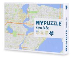 Seattle Mypuzzle Cities Jigsaw Puzzle