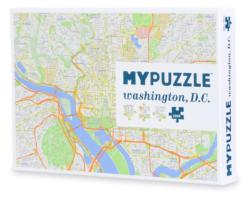 Washington, DC Mypuzzle Cities Jigsaw Puzzle