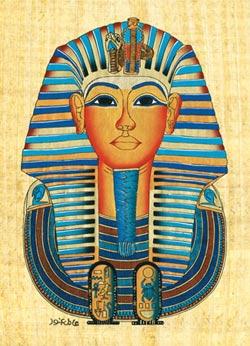 Egyptian-Tutankhamun Mask Egypt Jigsaw Puzzle