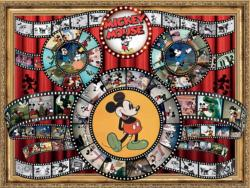 Movie Reel Disney Jigsaw Puzzle