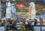 Detroit Industry Mexico Jigsaw Puzzle