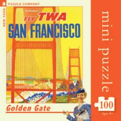 Golden Gate (Mini) Cities Jigsaw Puzzle