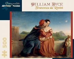 Francesca Da Rimini Renaissance Jigsaw Puzzle