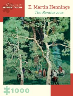 The Rendezvous Nature Jigsaw Puzzle