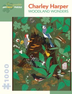 Woodland Wonders Nature Jigsaw Puzzle
