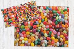 Candy Beans Sweets Impossible Puzzle