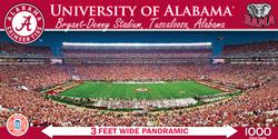 The University of Alabama Father's Day Panoramic Puzzle
