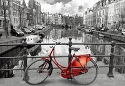 Amsterdam Vehicles Jigsaw Puzzle
