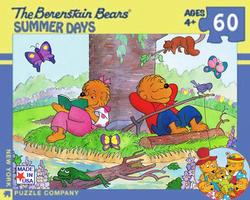 Summer Days (The Berenstain Bears) Berenstain Bears Jigsaw Puzzle