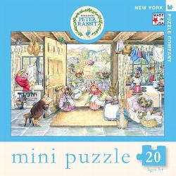 General Store (Mini) (Peter Rabbit) Movies / Books / TV Jigsaw Puzzle