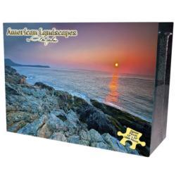 Acadia Shoreline United States Jigsaw Puzzle